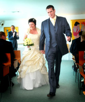 Contemporary Reportage Wedding Photographs in Kent